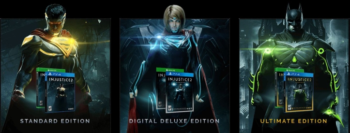 injustice-2-editions